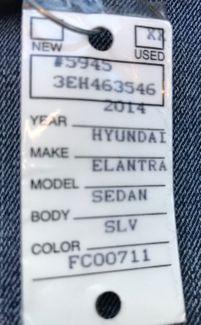2014 Hyundai Elantra SE Nephi, Utah 10