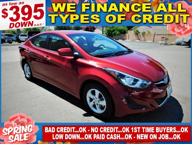 2014 Hyundai Elantra SE Limited warranty included to assure your worry-free purchase AutoCheck re