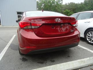 2014 Hyundai Elantra Limited. NAVI. LEATHER. SUNRF. CAMERA SEFFNER, Florida 12