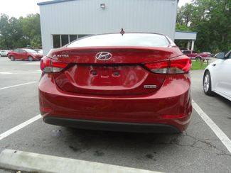2014 Hyundai Elantra Limited. NAVI. LEATHER. SUNRF. CAMERA SEFFNER, Florida 14
