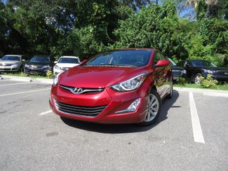 2014 Hyundai Elantra SE VE  CAMERA. ALLOY. HTD SEATS SEFFNER, Florida 4
