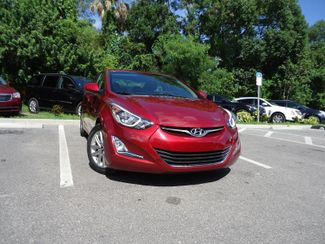 2014 Hyundai Elantra SE VE  CAMERA. ALLOY. HTD SEATS SEFFNER, Florida 6