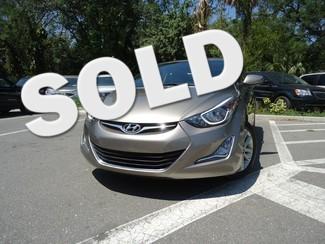 2014 Hyundai Elantra SE VE. CAMERA. ALLOY. HTD SEATS SEFFNER, Florida
