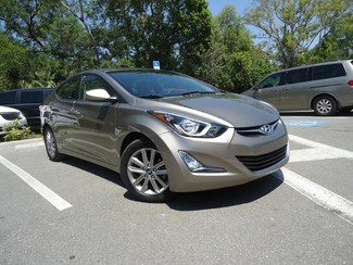 2014 Hyundai Elantra SE VE. CAMERA. ALLOY. HTD SEATS SEFFNER, Florida 7