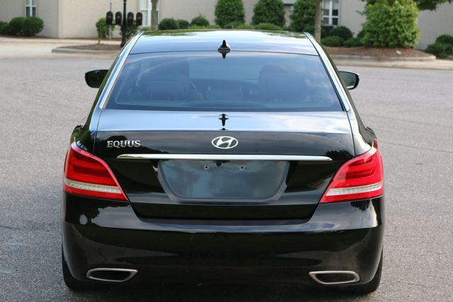 2014 Hyundai Equus Ultimate Mooresville, North Carolina 5