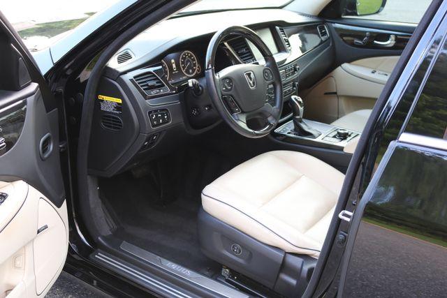 2014 Hyundai Equus Ultimate Mooresville, North Carolina 9