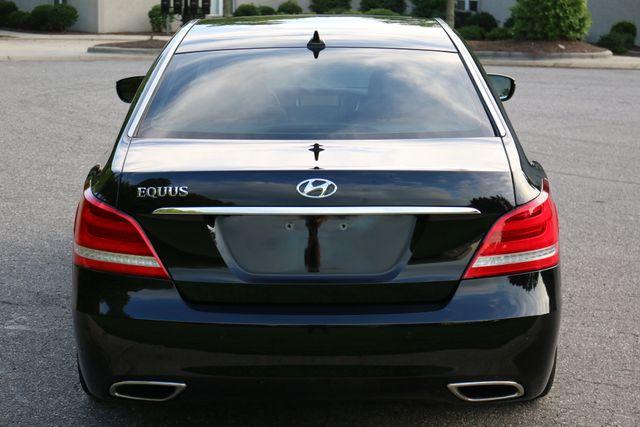 2014 Hyundai Equus Ultimate Mooresville, North Carolina 105