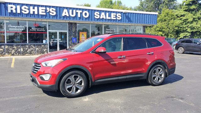 2014 Hyundai Santa Fe 7 Pass GLS V6 | Ogdensburg, New York | Rishe's Auto Sales in Ogdensburg New York