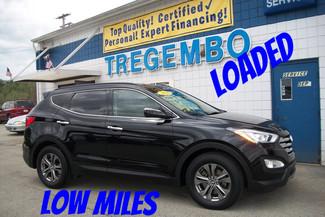 2014 Hyundai Santa Fe Premium AWD Prem Pkg Bentleyville, Pennsylvania