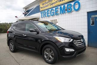 2014 Hyundai Santa Fe Premium AWD Prem Pkg Bentleyville, Pennsylvania 4
