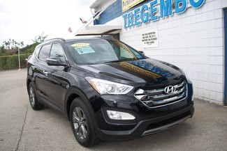 2014 Hyundai Santa Fe Premium AWD Prem Pkg Bentleyville, Pennsylvania 42