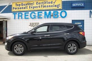 2014 Hyundai Santa Fe Premium AWD Prem Pkg Bentleyville, Pennsylvania 1