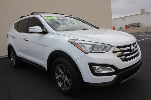 2014 Hyundai Santa Fe Sport* LEATHER* IPOD* BACK UP HEATED* LOW MILES* LIKE NEW* BEST COLOR Las Vegas, Nevada 2