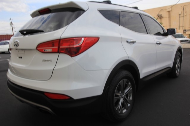 2014 Hyundai Santa Fe Sport* LEATHER* IPOD* BACK UP HEATED* LOW MILES* LIKE NEW* BEST COLOR Las Vegas, Nevada 4