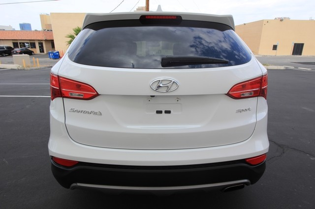 2014 Hyundai Santa Fe Sport* LEATHER* IPOD* BACK UP HEATED* LOW MILES* LIKE NEW* BEST COLOR Las Vegas, Nevada 5