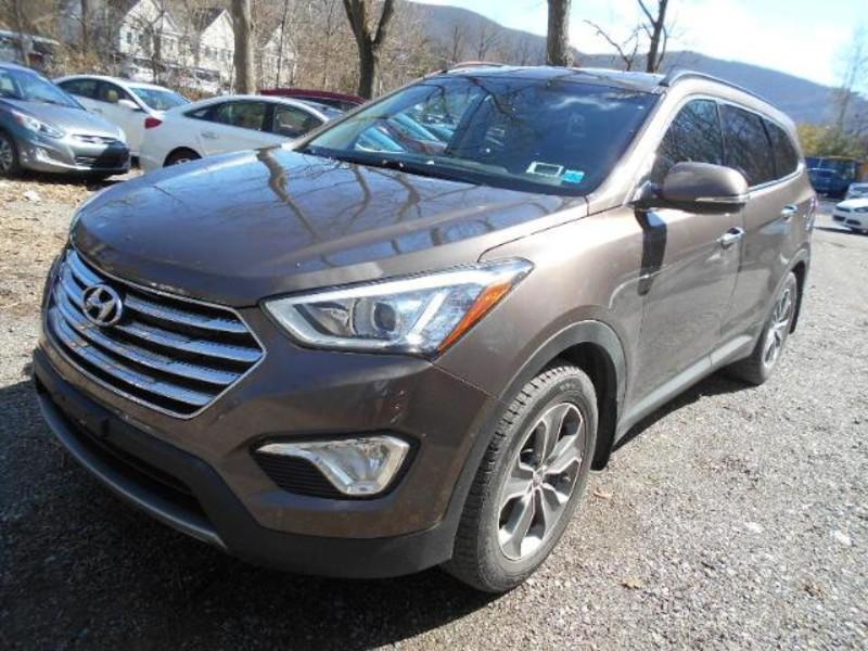 2014 Hyundai Santa Fe V6 GLS 7 Pass in Ogdensburg New York