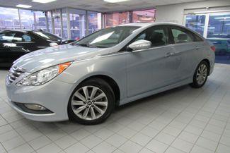 2014 Hyundai Sonata Limited W/ BACK UP CAM Chicago, Illinois 2