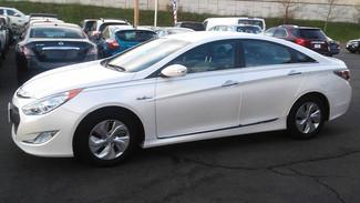 2014 Hyundai Sonata Hybrid East Haven, CT 1