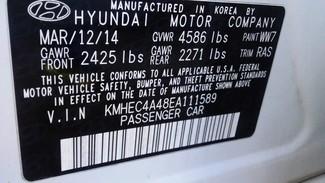 2014 Hyundai Sonata Hybrid East Haven, CT 36