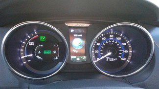 2014 Hyundai Sonata Hybrid East Haven, CT 14