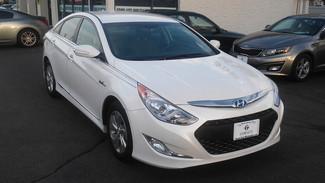 2014 Hyundai Sonata Hybrid East Haven, CT 3