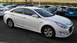 2014 Hyundai Sonata Hybrid East Haven, CT 32