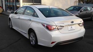2014 Hyundai Sonata Hybrid East Haven, CT 33