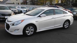 2014 Hyundai Sonata Hybrid East Haven, CT 35
