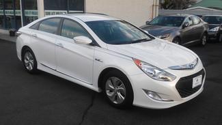 2014 Hyundai Sonata Hybrid East Haven, CT 4