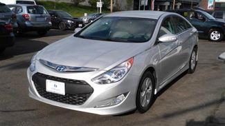 2014 Hyundai Sonata Hybrid 4dr Sdn East Haven, CT