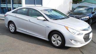 2014 Hyundai Sonata Hybrid 4dr Sdn East Haven, CT 4
