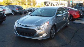 2014 Hyundai Sonata Hybrid Limited East Haven, CT