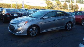 2014 Hyundai Sonata Hybrid Limited East Haven, CT 1