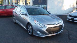 2014 Hyundai Sonata Hybrid Limited East Haven, CT 3