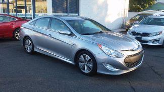 2014 Hyundai Sonata Hybrid Limited East Haven, CT 4