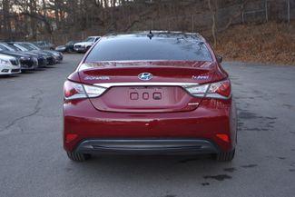 2014 Hyundai Sonata Hybrid Limited Naugatuck, Connecticut 3