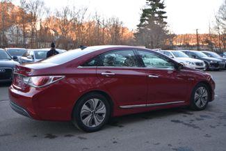 2014 Hyundai Sonata Hybrid Limited Naugatuck, Connecticut 4