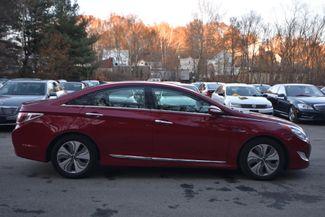 2014 Hyundai Sonata Hybrid Limited Naugatuck, Connecticut 5