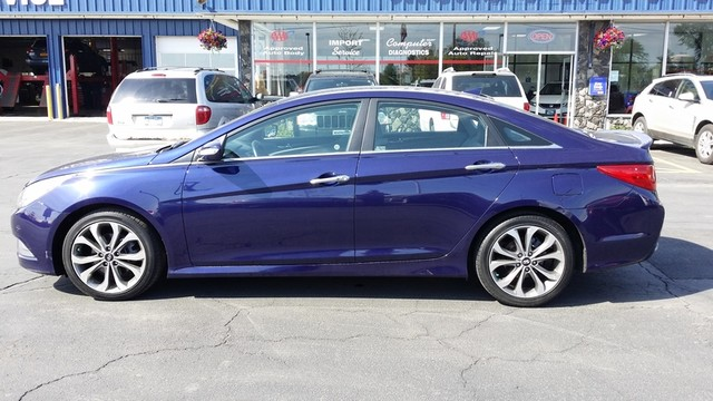 2014 Hyundai Sonata Limited Turbo | Ogdensburg, New York | Rishe's Auto Sales in Ogdensburg New York