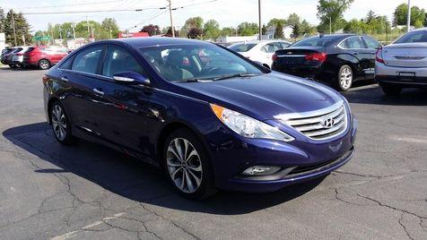 2014 Hyundai Sonata Limited Turbo   Rishe's Import Center in Ogdensburg, New York