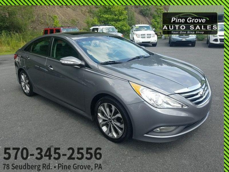 2014 Hyundai Sonata SE | Pine Grove, PA | Pine Grove Auto Sales in Pine Grove, PA