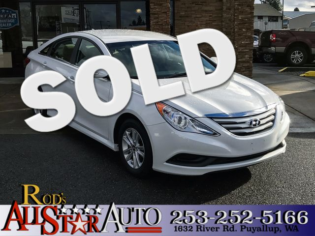 2014 Hyundai Sonata GLS This vehicle is a CarFax certified one-owner used car Pre-owned vehicles
