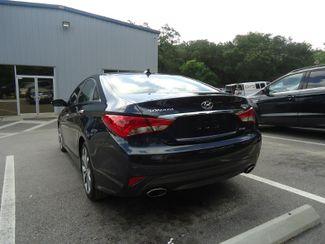 2014 Hyundai Sonata Limited 2.0 TURBO. PANORAMIC. NAVIGATION SEFFNER, Florida 10