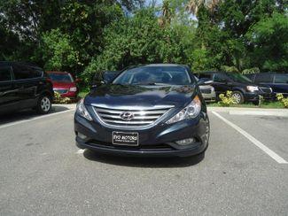 2014 Hyundai Sonata Limited 2.0 TURBO. PANORAMIC. NAVIGATION SEFFNER, Florida 7