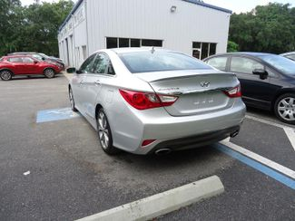 2014 Hyundai Sonata SE TECH PKG. NAVI. SUNRF. CAMERA. BLIND SPOT SEFFNER, Florida 9