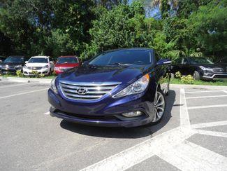 2014 Hyundai Sonata SE TECH PKG. NAVI. SUNRF. BLIND SPOT. PUSH STRT SEFFNER, Florida 5