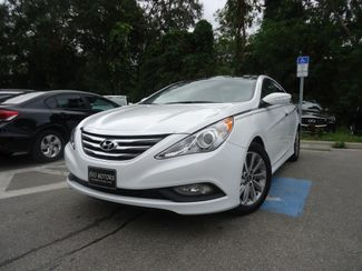 2014 Hyundai Sonata Limited. PANORAMIC. NAVIGATION SEFFNER, Florida