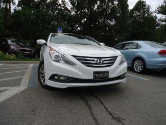 2014 Hyundai Sonata Limited. PANORAMIC. NAVIGATION SEFFNER, Florida 8
