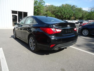 2014 Hyundai Sonata SE TECH PKG. NAVIGATION. SUNRF. BLIND SPOT Tampa, Florida 9