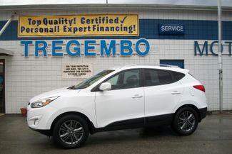2014 Hyundai Tucson AWD SE Bentleyville, Pennsylvania 25
